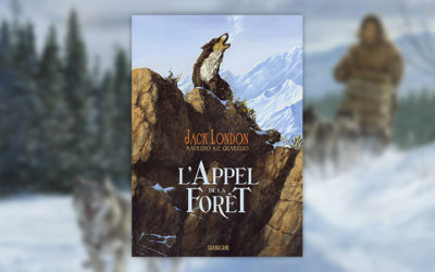 Jack London, L'Appel de la forêt