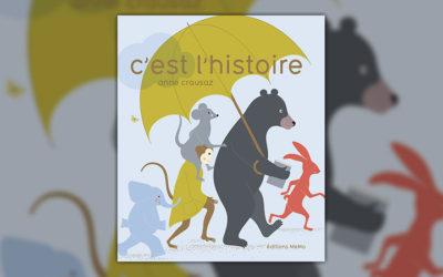 Anne Crausaz, C'est l'histoire