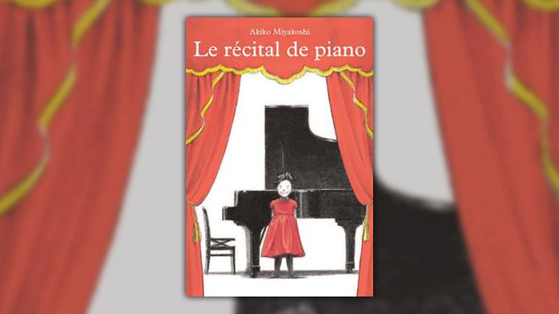 Akiko Miyakoshi, Le récital de piano