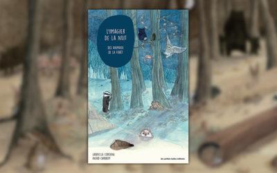 Gabriella Corcione et Ingrid Chabbert, L'imagier des animaux de la forêt