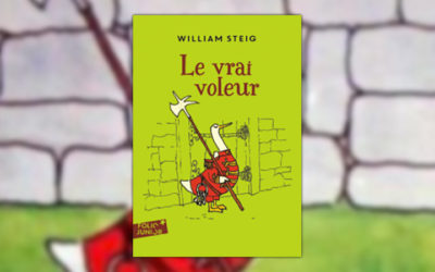 William Steig, Le vrai voleur