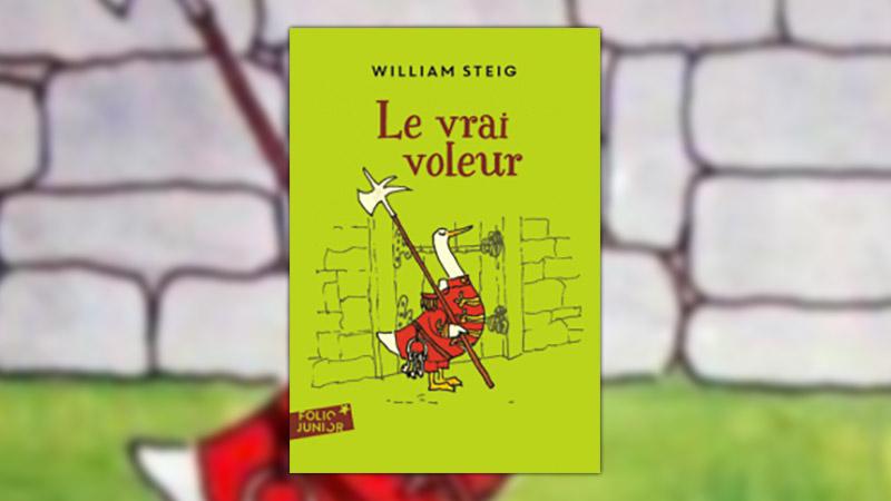 William Steig, Le vrai voleur