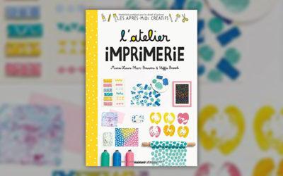 Marie-Laure Pham-Bouwens et Steffie Brocoli, L'atelier imprimerie