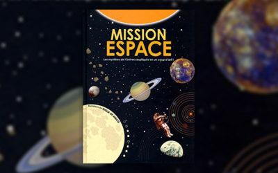 Guilia De Amicis, Mission espace