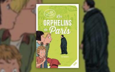 Cyril Lepeigneux, Les Orphelins de Paris