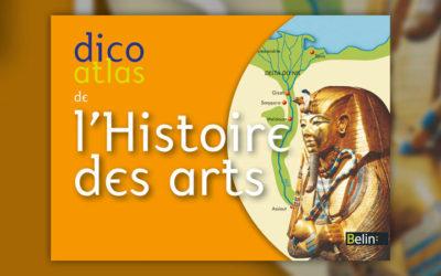 Christine de Langle, Dico Atlas de l'histoire des arts