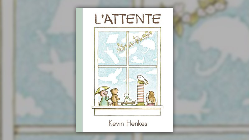 Kevin Henkes, L'Attente