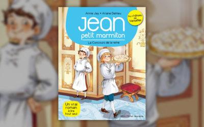 Annie Jay, Jean, petit marmiton — Une surprise pour le duc!