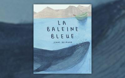 Jenni Desmond, La Baleine bleue