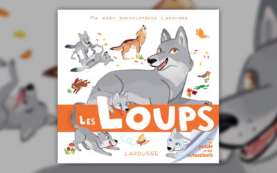Anne Jonas, Les Loups