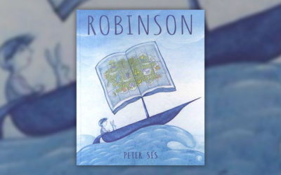 Peter Sís, Robinson