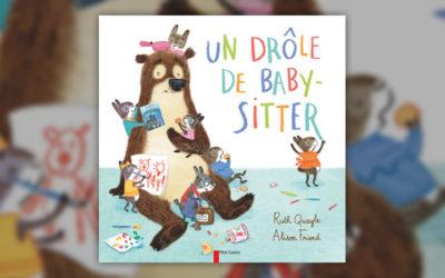Ruth Quayle, Un drôle de baby‐sitter