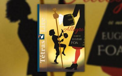 Allegro, en musique avec Tétras Lire