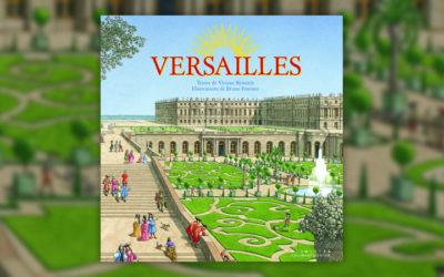 Viviane Bettaïeb, Versailles