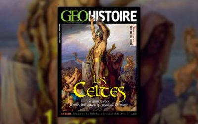 Les Celtes, GéoHistoire août-septembre 2016