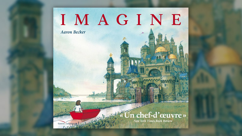 Aaron Becker, Imagine