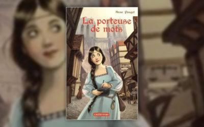 Anne Pouget, La porteuse de mots