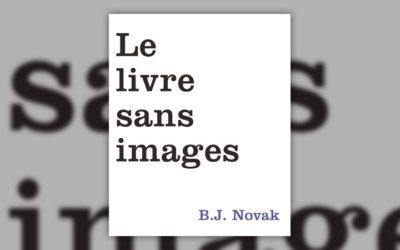 Benjamin Joseph Novak, Le Livre sans images