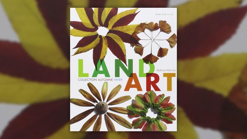 Bettina Mercier, Land Art, Collection Automne-Hiver