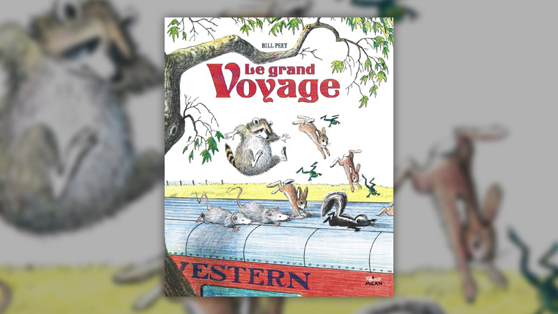 Bill Peet, Le Grand Voyage