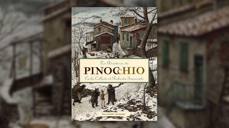 Carlo Collodi, Les aventures de Pinocchio, histoire d'un pantin