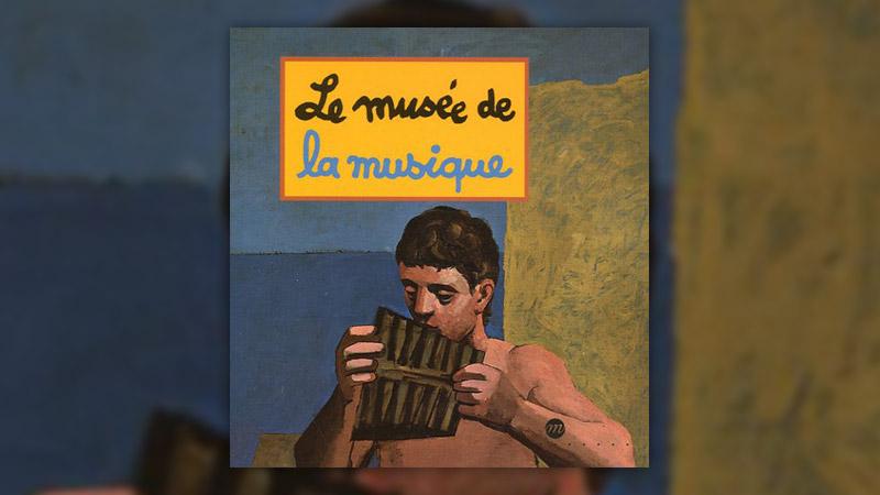 Caroline Desnoëttes, Le musée de la musique