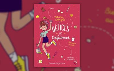 Catherine Kalengula, Délices et Confidences