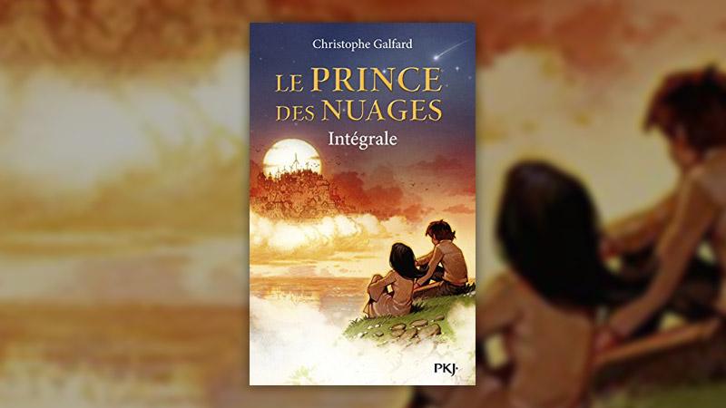 Christophe Galfard, Le Prince des Nuages, trilogie