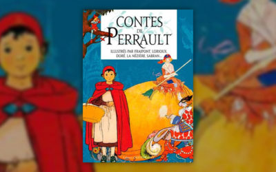 Charles Perrault, Contes