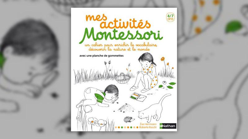 Eve Herrmann, Mes activités Montessori