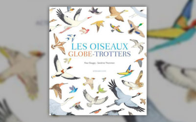 Fleur Daugey, Les Oiseaux globe-trotters