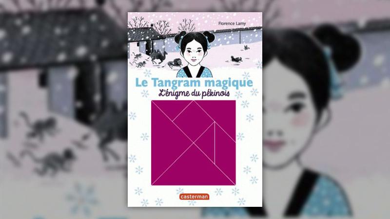 Florence Lamy, Le Tangram magique, L'énigme du pékinois