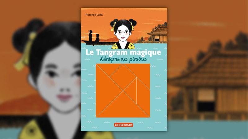 Florence Lamy, Le Tangram magique, L'énigme des pivoines