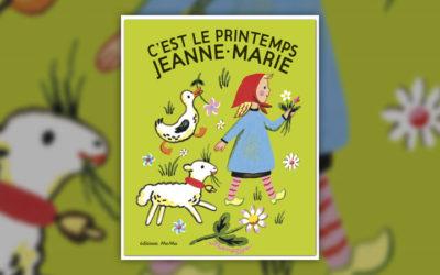 Françoise, C'est le printemps, Jeanne-Marie