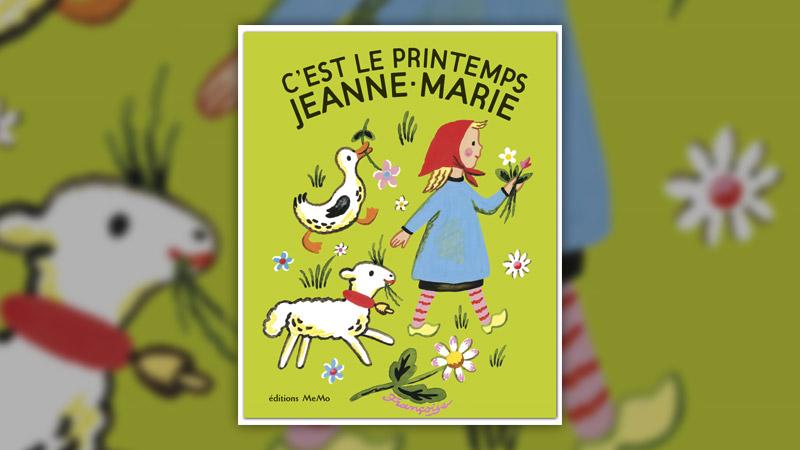 Françoise, C'est le printemps, Jeanne‐Marie
