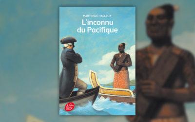 Martin de Halleux, L'inconnu du Pacifique