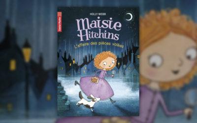 Holly Webb, Maisie Hitchins, L'affaire des pièces volées