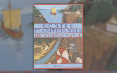 Jacques Cassabois, Contes traditionnels de Scandinavie