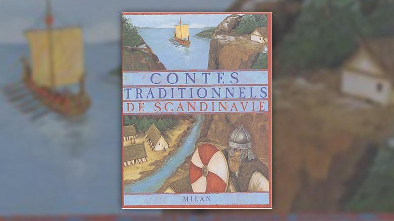 Jacques Cassabois, Contes traditionnels de Scandinavie