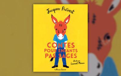 Jacques Prévert, Contes pour enfants pas sages