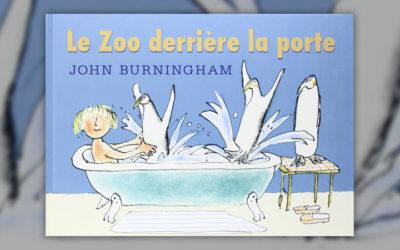 John Burningham, Le Zoo derrière la porte