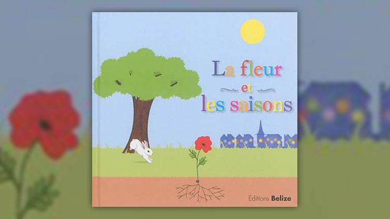 Laurent Bègue et Mélie Mika, La fleur et les saisons