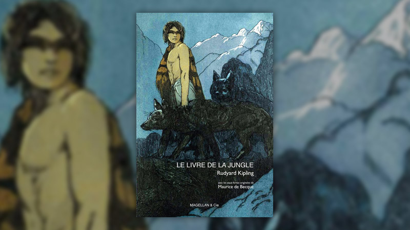 Rudyard Kipling, Le Livre de la jungle