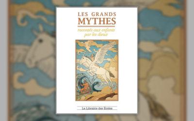 Les grands mythes racontés aux enfants par les dieux, en vidéo