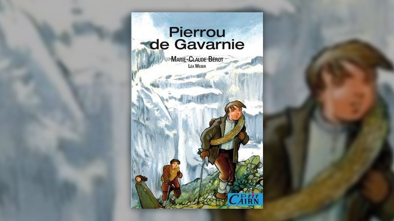 Marie‐Claude Bérot, Pierrou de Gavarnie
