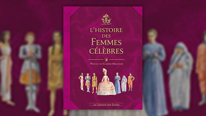 Jérôme Maufras, L'Histoire des femmes célèbres