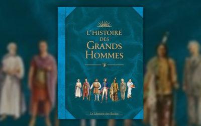 Jérôme Maufras, L'Histoire des grands hommes