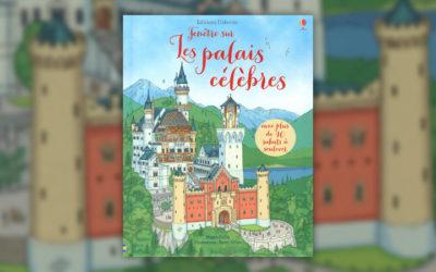 Megan Cullis, Fenêtre sur les palais célèbres