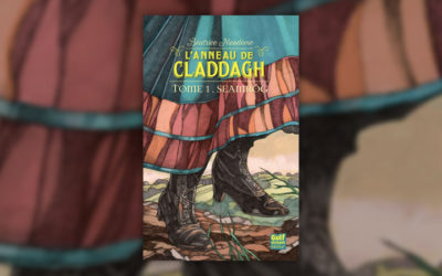 Béatrice Nicodème, L'anneau de Claddagh, t. 1: Seamrog