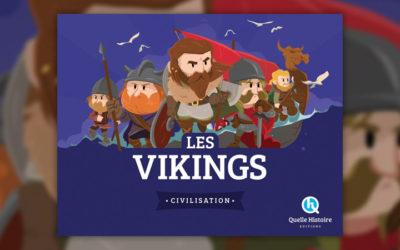 Patricia Crété, Les Vikings